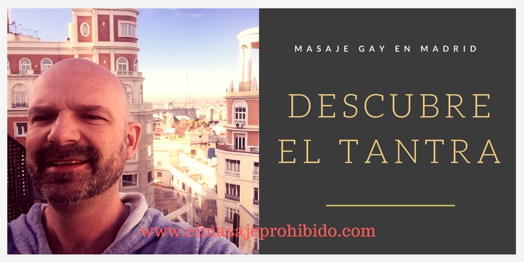 Masaje gay Madrid