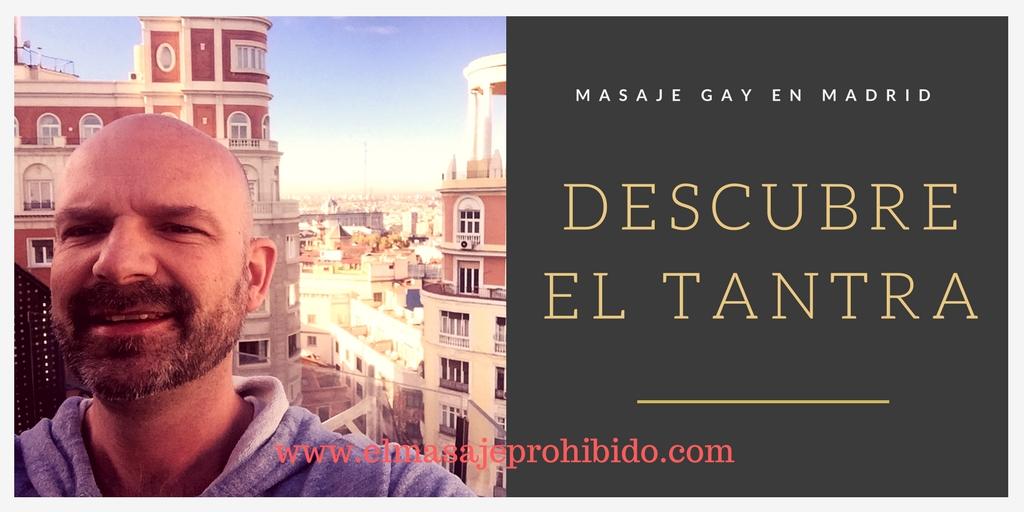Masaje gay Madrid