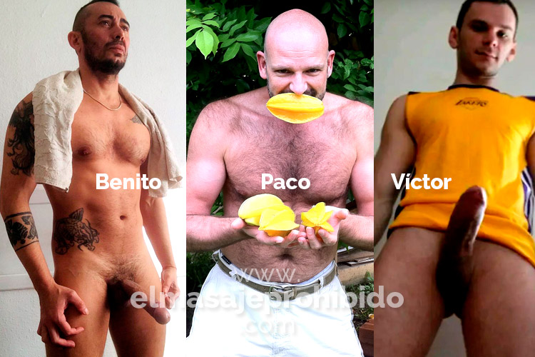 Masaje brasileño gay